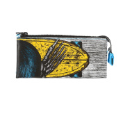 Animal Maddocks Pencil Case - Blue