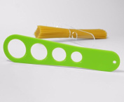 Acrylic Spaghetti Pasta Noodle Measurer Tool Serving Portioner 1-4 Portions