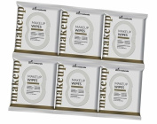 ArtNaturals Makeup Remover Cleansing Wipes-Towelettes – 6 Piece Set – Biodegradable Facial Wipes Remove All Makeup Including Waterproof Mascara – for Sensitive Face and Skin – 30 Count