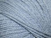 Hayfield Bonus With Wool Knitting Yarn Aran 817 Mill Blue - per 400 gramme ball
