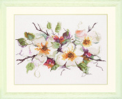 Lanarte - Apple Blossom - Marjolein Bastin Cross-stitch kit