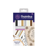 Crafter's Companion Threaders - Embroidery Stranded Cotton - Essentials