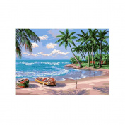 Fullfun 5D Scenery Diamond Embroidery DIY Painting Pictures Of Crystals Embroidery Kits Arts, Crafts Sewing Cross Stitch