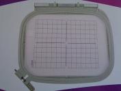 "NGOSEW Embroidery Hoop 3.9"" x 5.1"" ( 100mm X 130mm ) Bernina Aurora 440QE,430,435,450,750QE"
