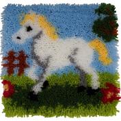 Needleart World Pretty Pony Latch Hook Kit
