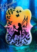 Meadow Fairies Stencil