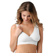 Belly Bandit B.D.A. Nursing Bra - Secure Fit Lightweight and Breathable Comfort - S to L