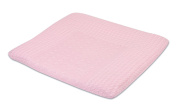 Baby's Only Changing Mat Cover Braid Knitted, 75x85 cm