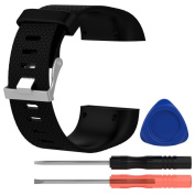 For Fitbit Surge,Sunfei Small Replacement Wristband Band Strap Clasp Buckle Tool Kit