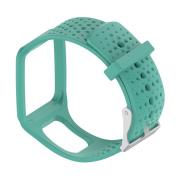 Jili Online Silicone Comfortable Wrist Sports Fitness Bracelet Band Strap Holder for TomTom Runner1 Multi-Sport GPS Watch