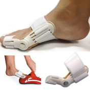 Big Toe Bunion Aid Splint Straightener Corrector Foot Pain Relief Hallux Valgus