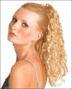 Devilish Long Wavy 48cm Ponytail Claw Clip Attachment Women's Curly Pony by EasiHair,12/30BT