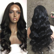 Body Wave Lace Front Wigs Brazilian Virgin Human Hair 130 Density Lace Wigs with Baby Hair for Black Women