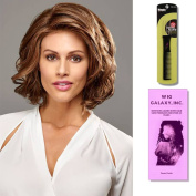 Hayden by Henry Margu, Wig Galaxy Hair Loss Booklet & Magic Wig Styling Comb/Metal Pick Combo (Bundle - 3 Items), Colour Chosen