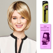 Farrah by Henry Margu, Wig Galaxy Hair Loss Booklet & Magic Wig Styling Comb/Metal Pick Combo (Bundle - 3 Items), Colour Chosen