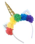 Pastel unicorn headband