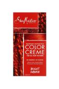 SheaMoisture BRIGHT AUBURN Nourishing Hair Colour Crème for All Hair Textures