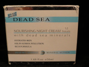 Crystal Line Dead Sea Nourishing Night Cream 50ml
