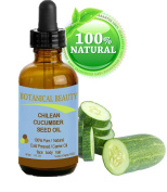 CHILEAN CUCUMBER SEED Carrier Oil. 100% Pure / Natural / Undiluted. Cold Pressed. Skin Care. (1 fl. oz -30 ml.) by Botanical Beauty