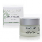 Lanoline Rosehip Oil, Lavender, and Evening Primrose Oil Night Recovery Creme