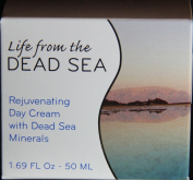 Life From the Dead Sea Rejuvenating Day Cream with Dead Sea Minerals 50ml