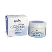 Reviva Labs Collagen Night Cream, 45ml