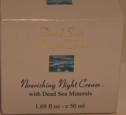 Crystal Line Dead Sea's Mineral Touch Nourishing Night Cream 50ml