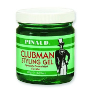 Pinaud Clubman Styling Hair Gel, Original - 470ml