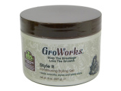 GroWorks Style It Conditioning Styling Gel 240ml