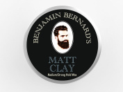Benjamin Bernard's Matt Hair Clay