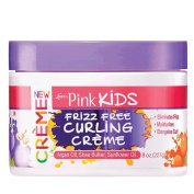 Pink Kids Frizz Free Curling Creme 227g
