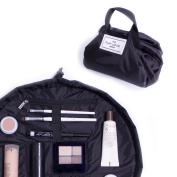Make Up Bag | Lay Flat Travel Cosmetic Toiletry Case | The Flat Lay Co.