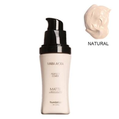Liquid Foundation Makeup,Molie Lasting Oil Free Natural Foundation