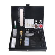 Permanent Makeup Kit New Tattoo Eyebrow Lip Machine WenM-001