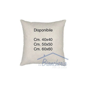 PADDING FOR INNER CUSHION Polyester All Measures – cm. 60 x 60