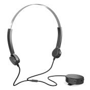 Sumeber bone conduction Headphone Hearing Aids Bone Conduction Earphone with Voice Hearing Aid Bone Conduction Collector Sweatproof Wired Sports Earphone