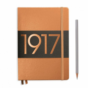 Leuchtturm Medium Hardcover Ruled Copper