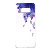 EC-Touch Fashion Style Colourful Painted Design [Ultra Slim][Perfect Fit][Scratch Resistant] Soft Case Back Cover Protector Skin For Samsung Galaxy S8,S8 PLUS