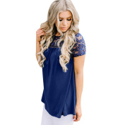 Charberry Women Lace Vest Top Blouse T Shirts
