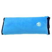 CHILDHOOD Seat Belt Shoulder Pad Soft Seat Belt Neck Pillow Adjustable Belt Cushion for Children Kids