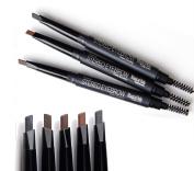Waterproof Eyebrow Pencil Long Lasting Brow Brush Long Refill Durable Eyebrow Makeup Cosmetic Tool