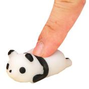 Vibola Toys Cute Mochi Panda Squishy Squeeze Healing Fun Kids Kawaii Toy Stress Reliever Decor