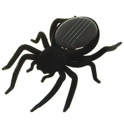 Educational Solar powered Spider Robot Toy Gadget Gift by DOM