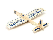 Guillows Balsa Aeroplane Eagle Glider Plane Toy - Party Favour Lot Of 6
