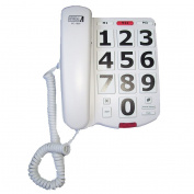 Future Call- Big Button Phone with 40db Handset Volume - 2-Pack - VALUE BUNDLE