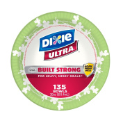 Dixie Ultra Paper Bowls, 590ml, 135 Count