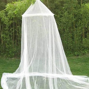 Kicode Round Hoop Mosquito Net Bed Canopy For Kids And Adult