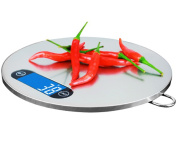 Joso Digital Kitchen Scale, 5000g Electronic Cooking Food Scale with LCD Display for Food / Herbs / Spices / Coffee