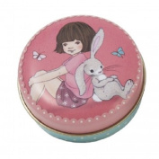 Belle & Boo - Small Round Trinket/Treat Tin - Perfect Stocking Filler - Always Together