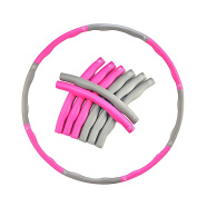 EVER RICH ® FitnessWave Weighted Fitness Exercise Hula Hoop